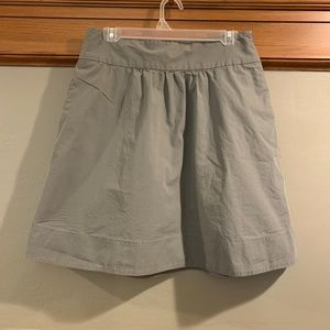 J. Crew Lined Fit & Flare Skirt sz 6